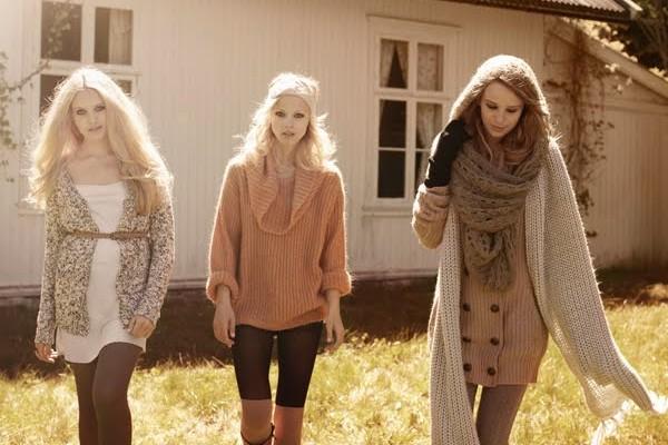 Vestir a capas, la solución al otoño