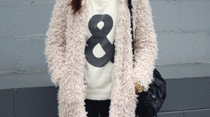 El fuffly coat, el must have de la temporada invierno 2015