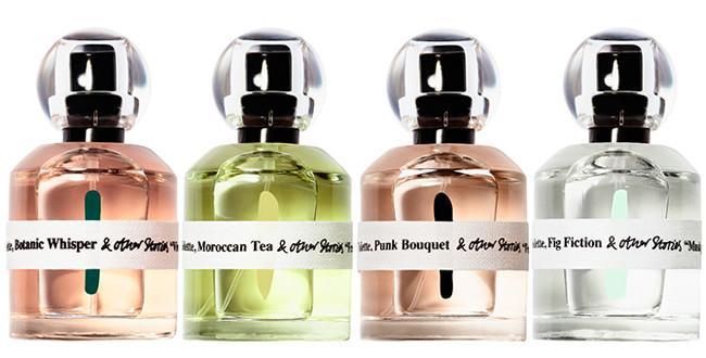 & Other Stories amplia su gama de belleza con cuatro perfumes