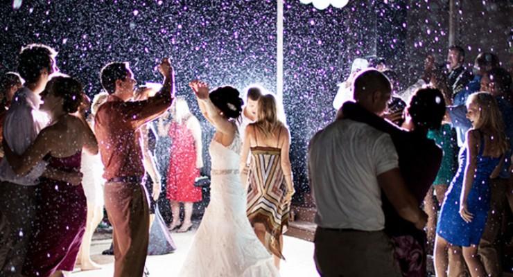 Cómo vestir en una boda; por la noche