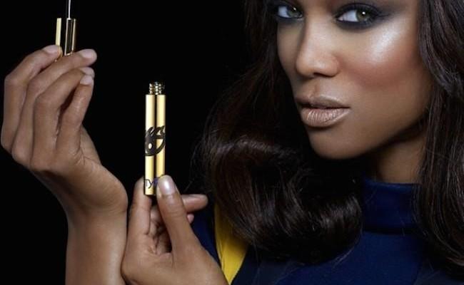 Tyra Banks se lanza al mundo de la cosmética