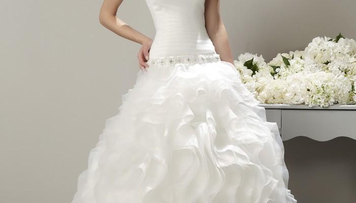 Ahorra alquilando tu vestido de novia